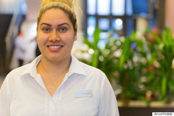 AccorHotels' Proportion Of Indigenous Staff Approaches