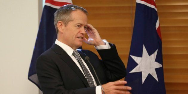 Bill Shorten Calls Cory Bernardi A 'Homophobe' Right To His