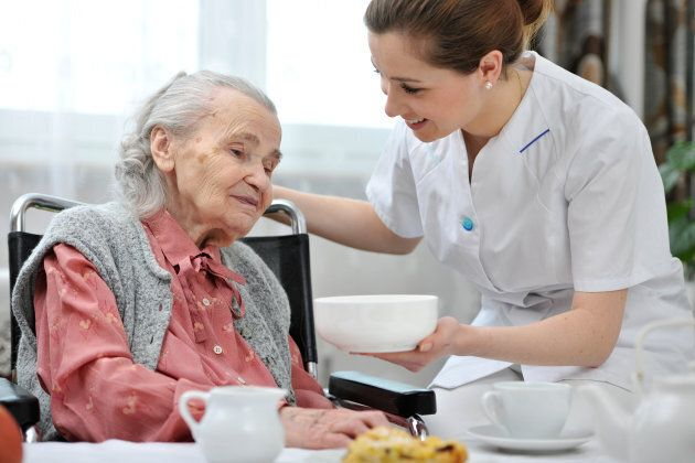 Dr Catherine Yelland wants more training for nursing home staff on how best to feed elderly patients....