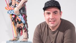 Josh Muir's Latest Artwork Tells Important Story In Indigenous Australian