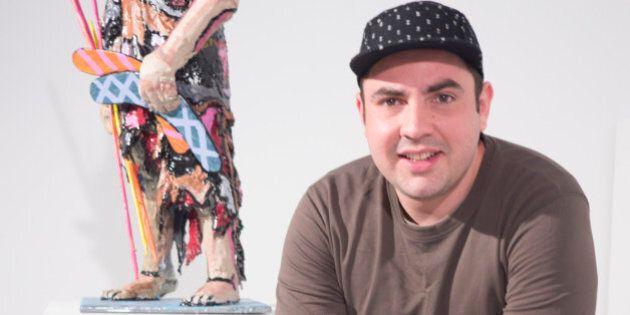 Josh Muir's Latest Work Tells Important Story In Indigenous Australian