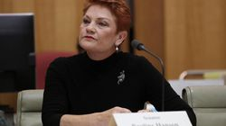 Pauline Hanson Says Things Keep 'Turning To