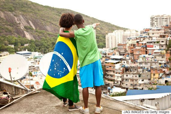 Australian Athletes Banned From Favelas During Rio
