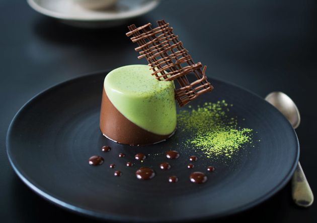 Japanese matcha might be on trend at the moment but it actually pairs amazingly well with chocolate,...