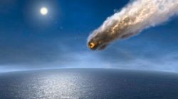 NASA Records Huge Meteor Explosion That Produced Same Force As Atomic