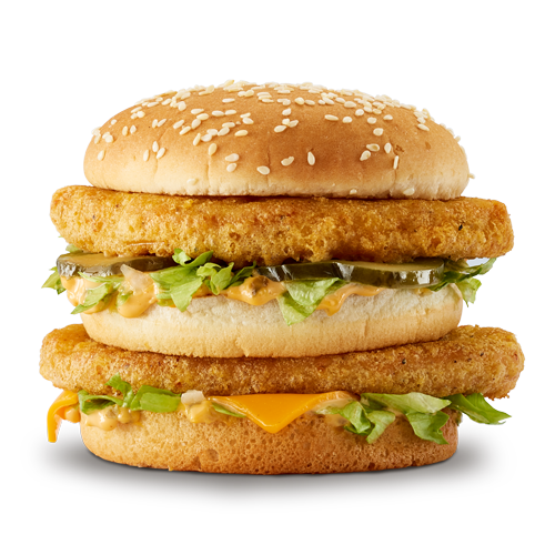 McDonald's Release Chicken Big Mac And Cheeseburger Shaker Fries