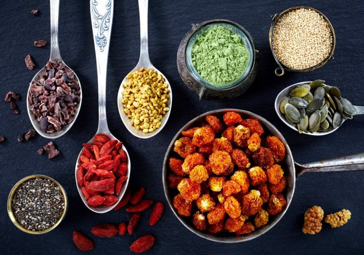 Many superfoods aren't essential but can add a punch of flavour, nutrition and inspiration.
