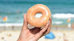 Krispy Kreme Is Giving Out 30,000 Free Doughnuts This
