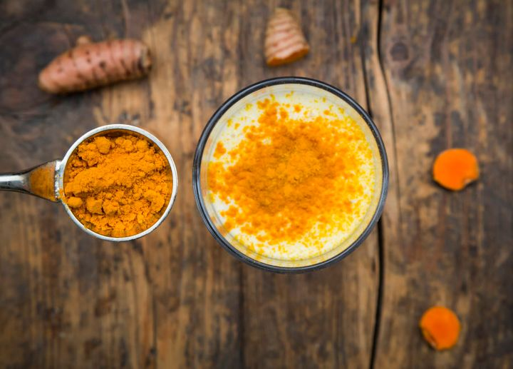 Spicy turmeric lattes are all the rage right now.