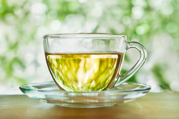 Break up your black tea with some green.