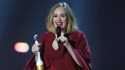 Award-Winning Moment: Adele Sends Support To