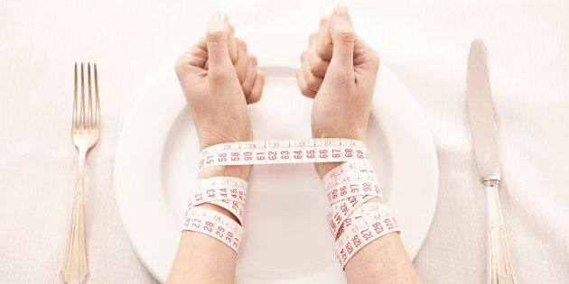Anorexia Had Me Eating Out Of Its Hand For 15