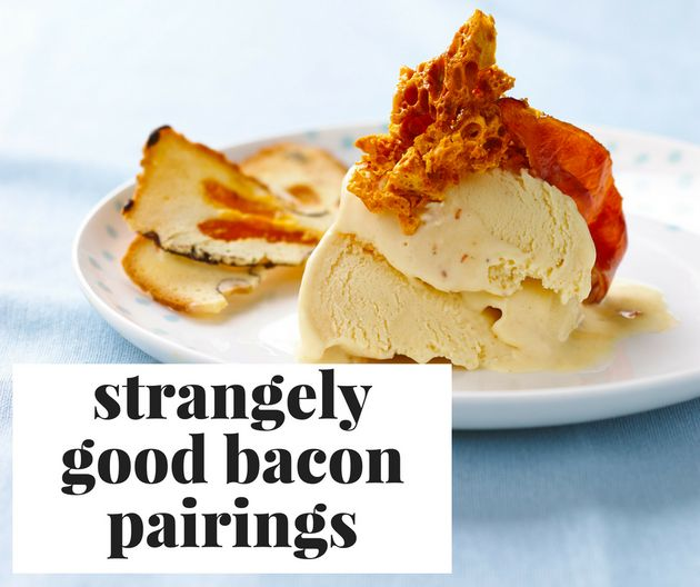 10 Strangely Amazing Bacon Combos That Just