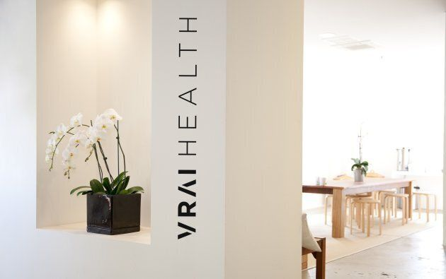 One of the Vrai Health clinics.