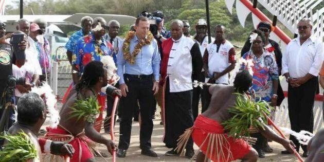 Abbott Visits Mabo Grave: 'Good On Him For Having A