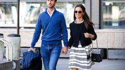 Pippa Middleton And James Matthews Touch Down In Sydney For