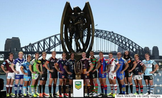 NRL Season Launch: 'We're Changing' Says ARL Commissioner John