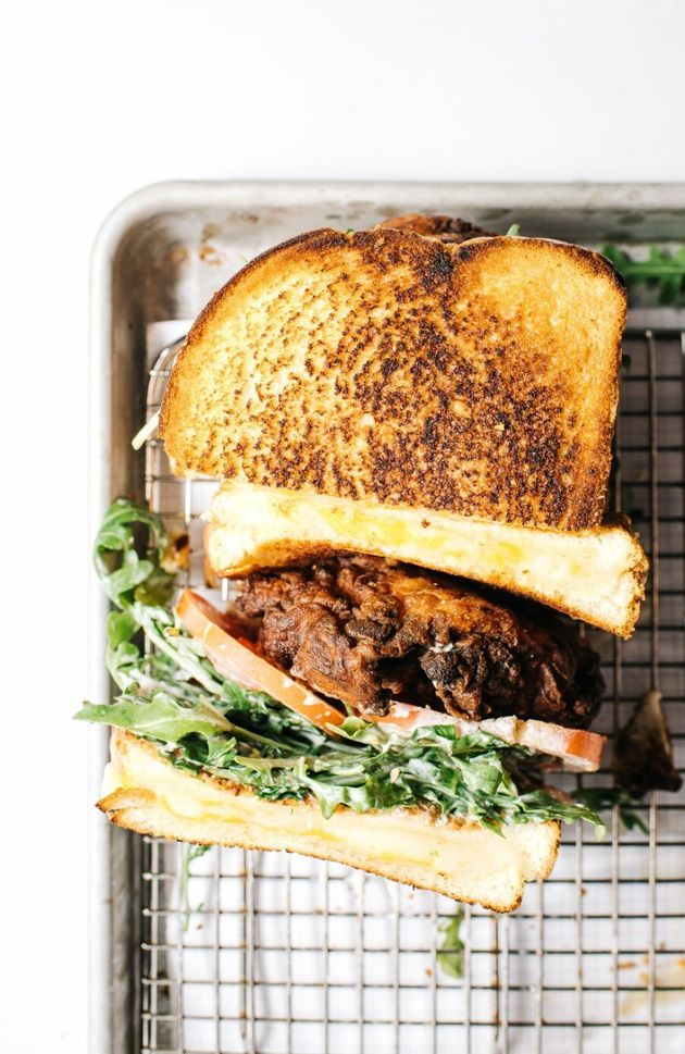 Stuck For Lunch Ideas? Try These Tasty Sandwiches And