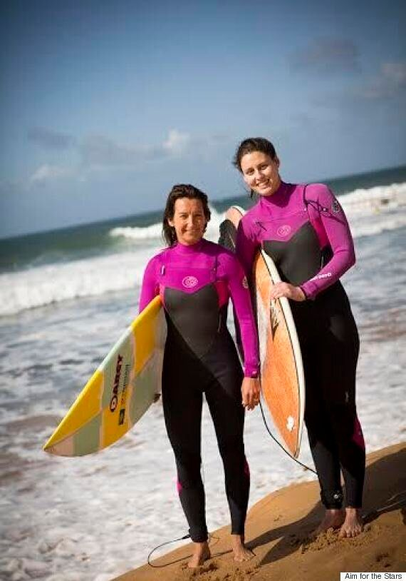 Surfing Champion Layne Beachley Helps Young Women Achieve Their