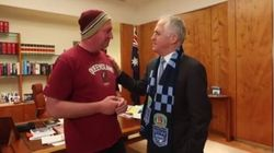 State Of Origin Is Tonight And Our Politicians Are Awkwardly