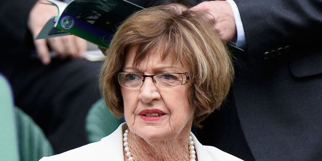 Margaret Court Says There's A Plot To Turn Kids Gay And It's Like What Hitler