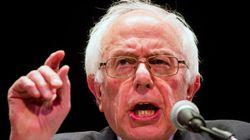'Fraud Is The Business Model On Wall Street': Bernie Sanders Lambastes Wall Street, Hillary