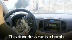 Driverless Car Bombs Show How Frighteningly Innovative Isis Has