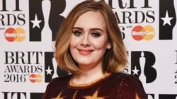 Adele Leads This Year's Winning Acts At Brit