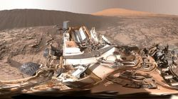 Curiosity Captures 360-Degree Panorama From Martian