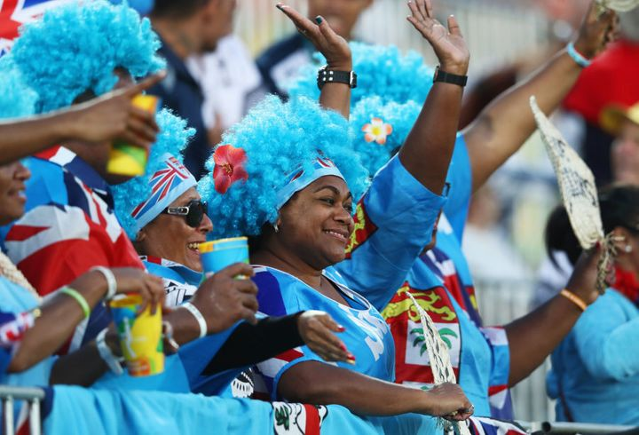 Hair's to you Fiji!