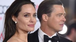 Angelina Jolie Opens Up About 'Strange' Sex Scenes With Brad