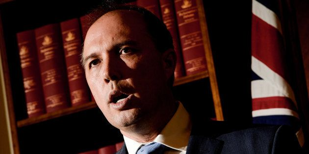 Peter Dutton says some asylum seekers are lying about abuse suffered in immigration detention on