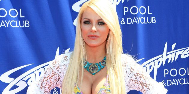 Crystal Hefner had her implants removed after claiming they were 'poisoning'