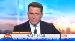 Karl Stefanovic Slams Daily Mail For 'Cheap, Lazy And Sexist'