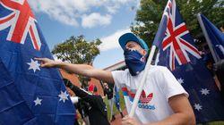 Demonstrators Clash In Anti-Racism V Racism Rallies Around The