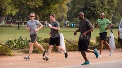 Mark Zuckerberg Resolved To Run 365 Miles This