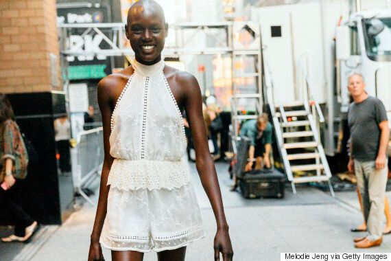 Aussie Supermodel Ajak Deng Is 'Officially Done With The Fashion