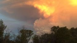 Waroona Fire: Wind Change Pushes Flames South Towards Harvey; Residents Urged To