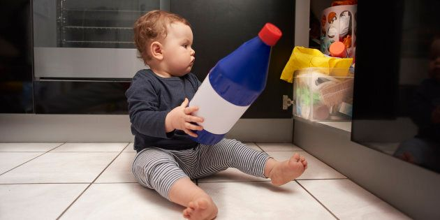It's not just the ingredients of insecticides but also the bottle they come in.