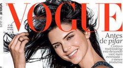 Kendall Jenner Is The Spitting Image Of Her Mum In Silly