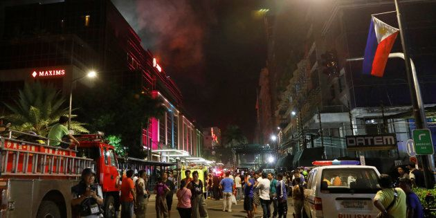 37 Bodies Found After Manila Casino Attack On Hotel