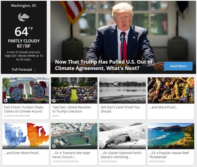 The US Weather Channel Just Went Nuclear On Trump For Pulling Out Of