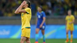 Agony for Matildas, Ecstasy For Brazil As We Lose Penalty