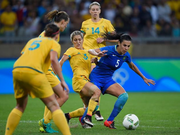 Possession is nine tenths of the law. But the other tenth was the Matildas' bloody awesome