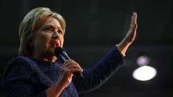 Hillary Clinton Wins A Resounding Victory In South