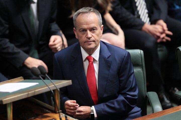 Opposition Leader Bill Shorten condemns Pauline Hanson's political ploy.