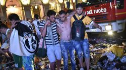 More Than A Thousand Soccer Fans Injured In Stampede In Italy's