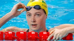 Cate Campbell Blows The 50m Start, And Her Chances With