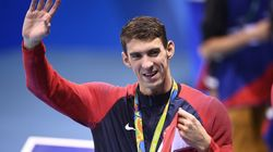 Michael Phelps Ends Olympic Career With One More Gold