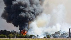 WA Bushfires: Contained But Not